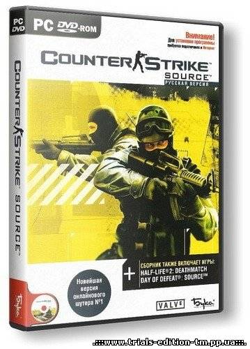 Counter-Strike: Source [v.1.0.0.76] (2012) PC | DXPort