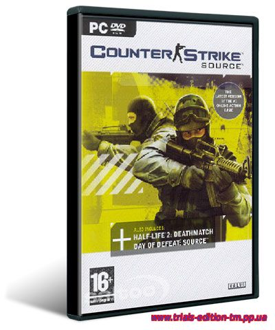 Counter Strike: Source v.84  ( 2230303 ) (2014) PC | DXPort