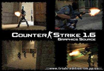 Counter-Strike 1.6 Graphics Source